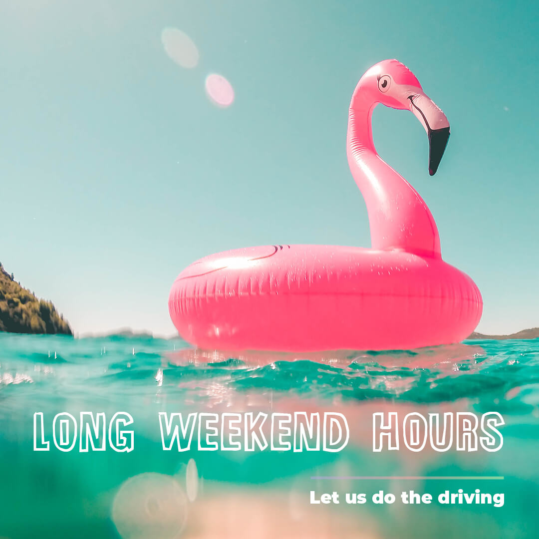 august long weekend alcohol delivery hours