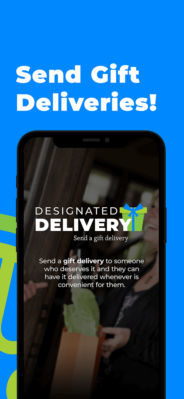 Send alcohol delivery as a gift