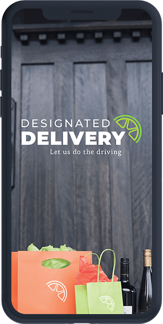 Designated Delivery App